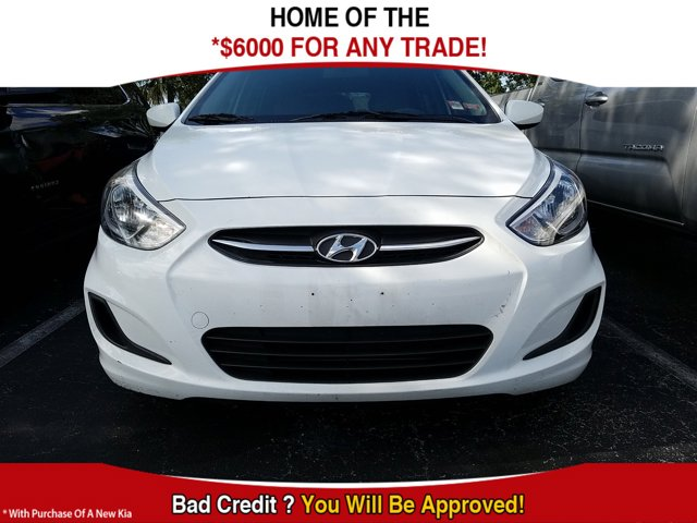 Used 2017 Hyundai Accent in West Palm Beach, FL
