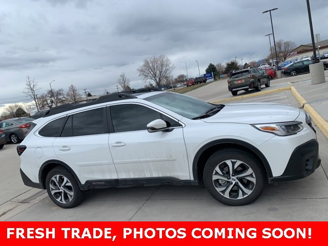 Used 2020 Subaru Outback in Fort Collins, CO