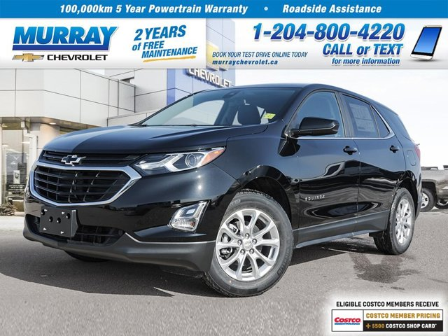 2021 Chevrolet Equinox LT FWD 4dr LT w/1LT Turbocharged Gas I4 1.5L/92 [17]