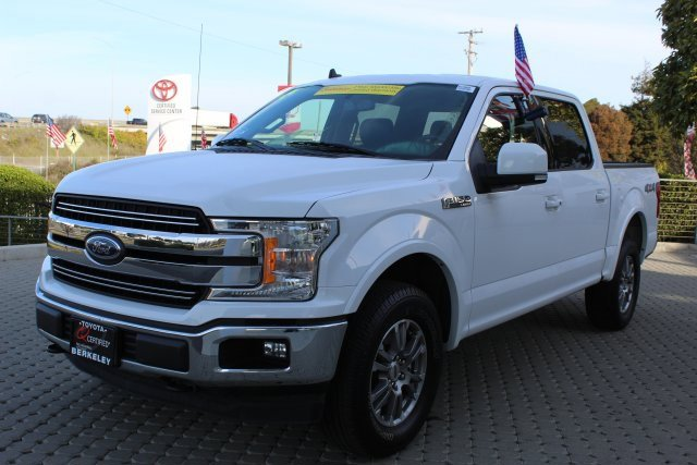 Used 2019 Ford F-150 in Albany, CA
