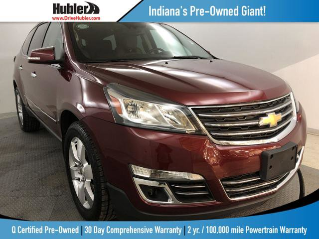 Used 2015 Chevrolet Traverse in Indianapolis, IN