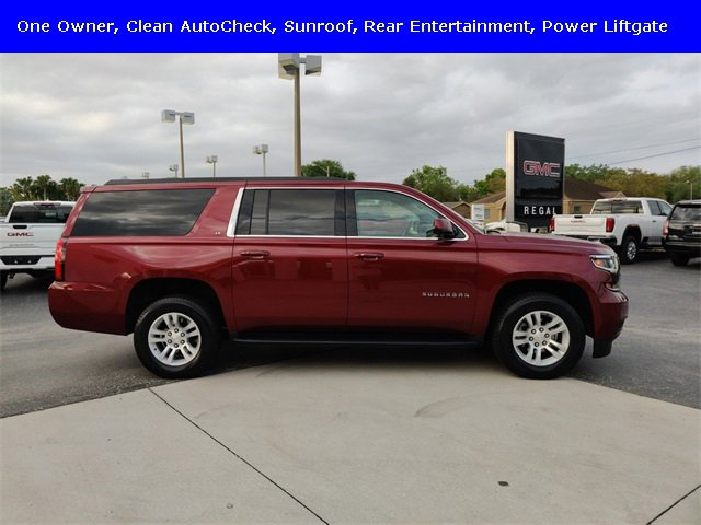Used 2019 Chevrolet Suburban in Lakeland, FL