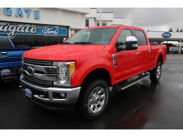 New 2017 Ford Super Duty F-250 SRW XL 4WD