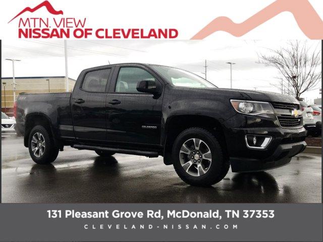 Used 2018 Chevrolet Colorado in McDonald, TN