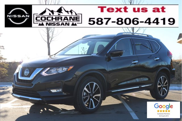 2020 Nissan Rogue SL AWD SL Regular Unleaded I-4 2.5 L/152 [4]