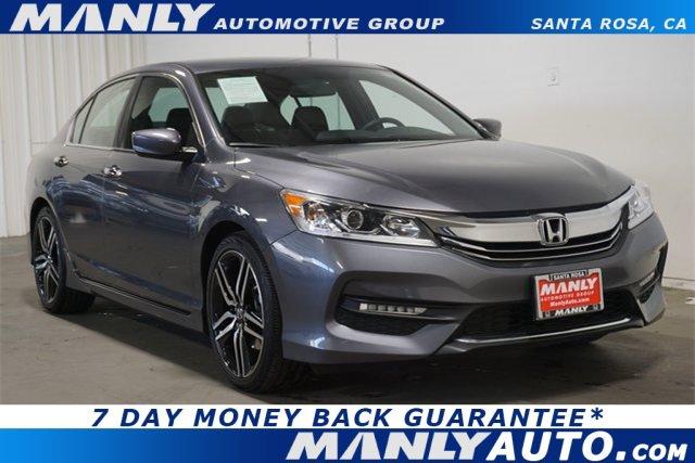 Used 2017 Honda Accord Sedan in Santa Rosa, CA