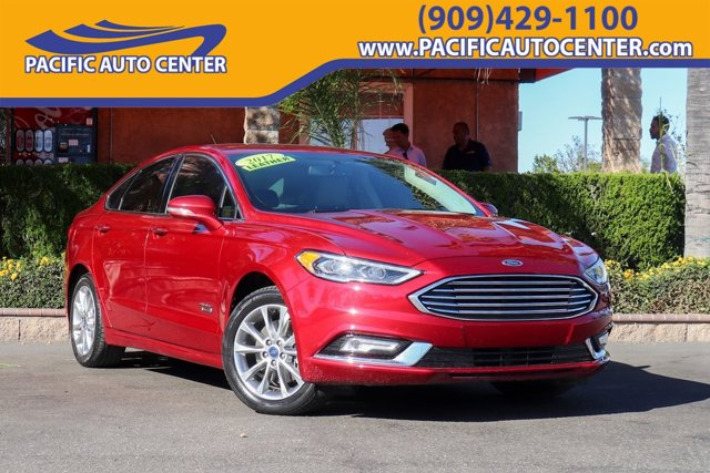 2017 Ford Fusion Energi SE Luxury