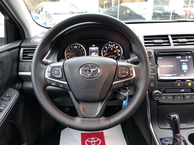 2017 Toyota Camry XSE