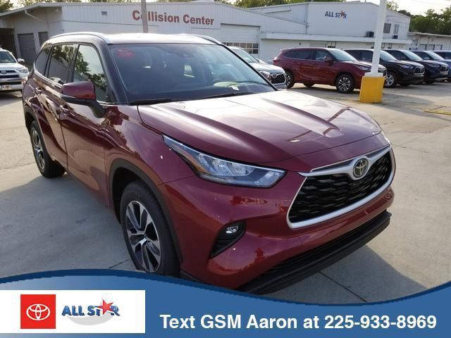 New 2020 Toyota Highlander in Baton Rouge, LA