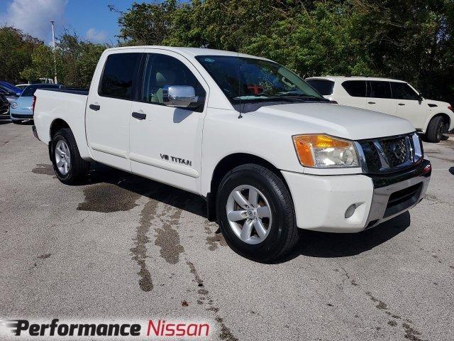 Used 2012 Nissan Titan in Pompano Beach, FL