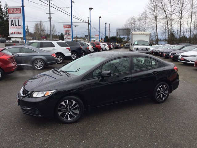 Used 2013 Honda Civic Sdn EX