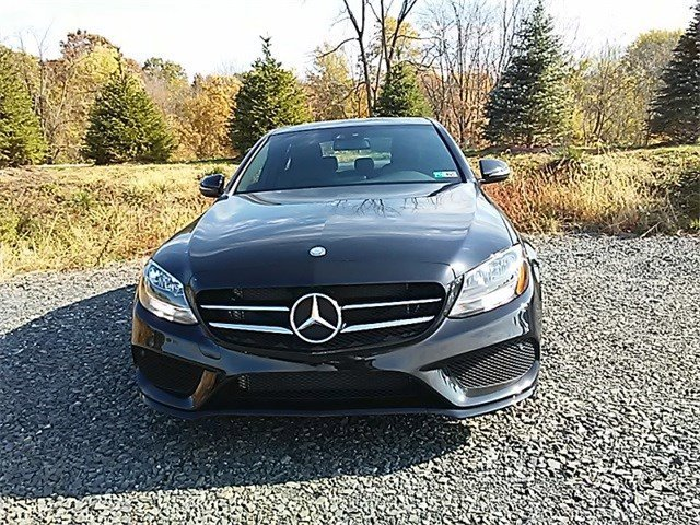 New 2017 Mercedes-Benz C-Class C300 4MATIC Sedan with Sport Pkg