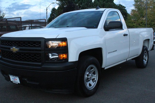 Used 2015 Chevrolet Silverado 1500 in Auburn, WA