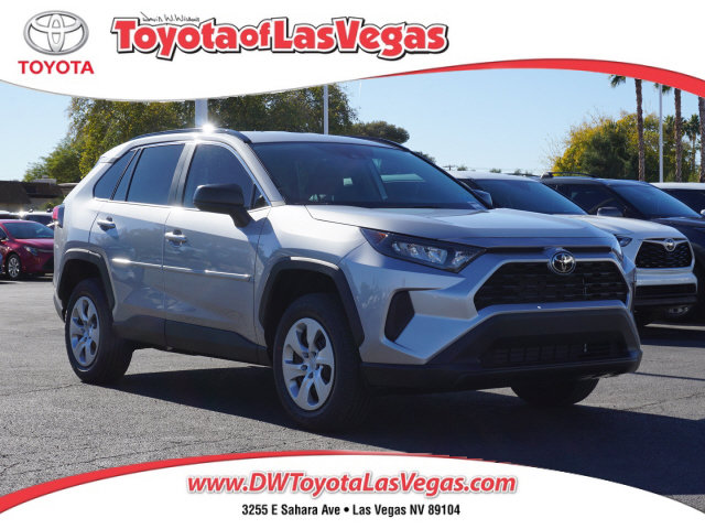 2021 Toyota RAV4 LE LE AWD Regular Unleaded I-4 2.5 L/152 [4]