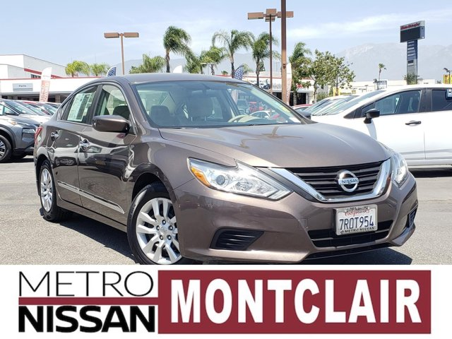 2016 Nissan Altima 2.5 S 4dr Sdn I4 2.5 S Regular Unleaded I-4 2.5 L/152 [3]