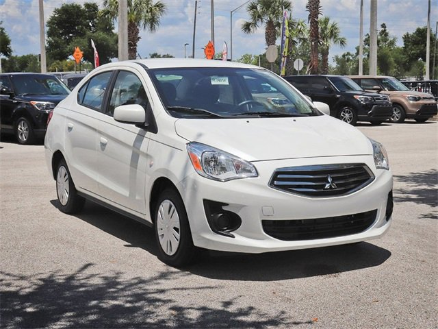 New 2019 Mitsubishi Mirage G4 in Longwood, FL