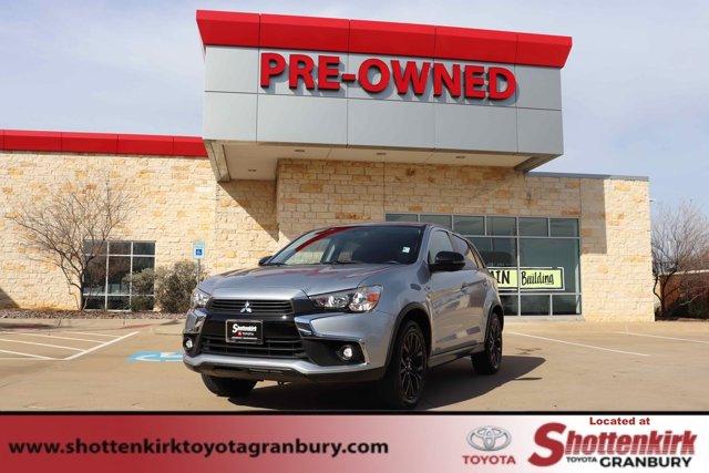 Used 2017 Mitsubishi Outlander Sport in Granbury, TX