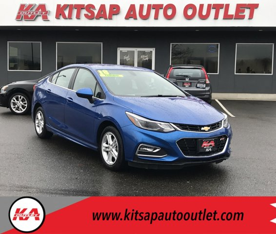 Used 2018 Chevrolet Cruze in Port Orchard, WA
