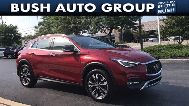 2018 INFINITI QX30 ESSENTIAL 2018.5 ESSENTIAL AWD Intercooled Turbo Premium Unleaded I-4 2.0 L/121 [3]