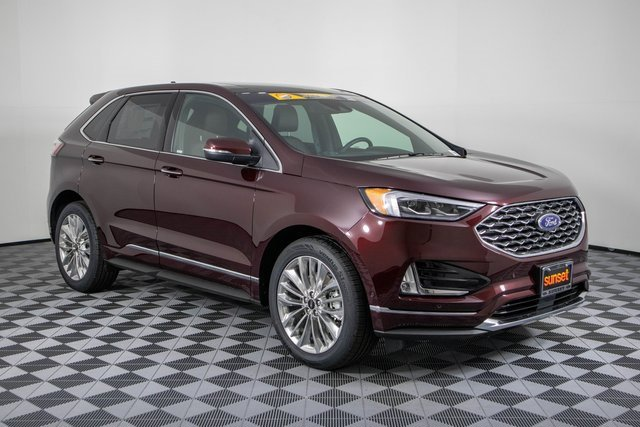 New 2020 Ford Edge in Sumner, WA