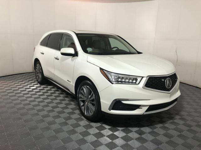 Used 2017 Acura MDX in Indianapolis, IN
