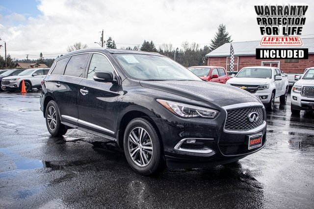 Used 2017 INFINITI QX60 in Sumner, WA