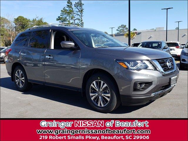 New 2020 Nissan Pathfinder in Beaufort, SC