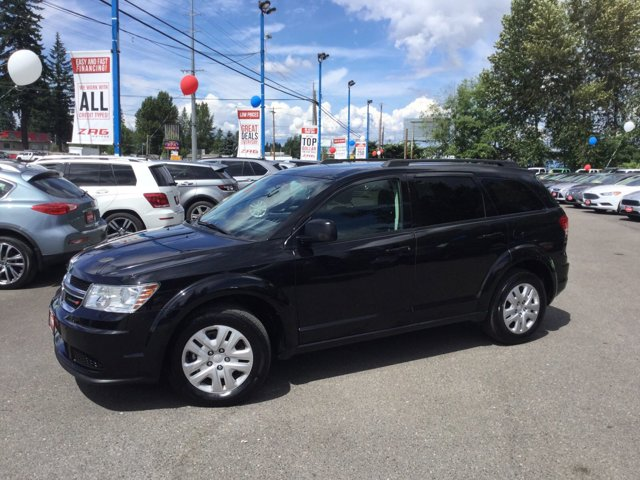 Used 2017 Dodge Journey SE FWD