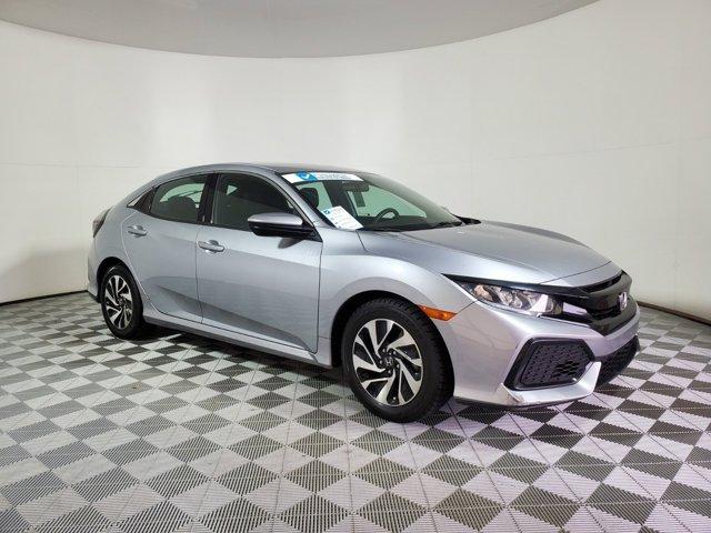 Used 2017 Honda Civic Hatchback in New Orleans, LA
