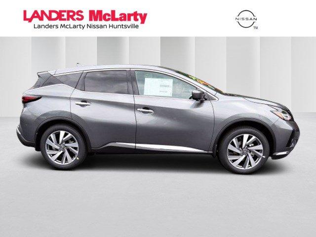 New 2021 Nissan Murano in Huntsville, AL