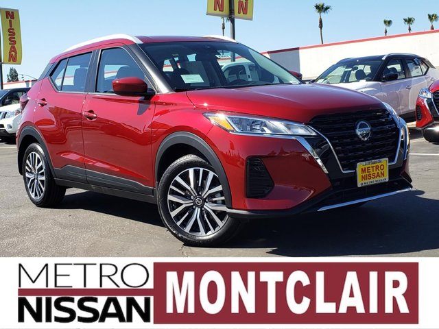 2021 Nissan Kicks SV SV FWD Regular Unleaded I-4 1.6 L/98 [11]