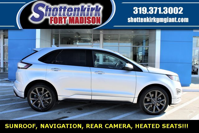 Used 2015 Ford Edge in Fort Madison, IA
