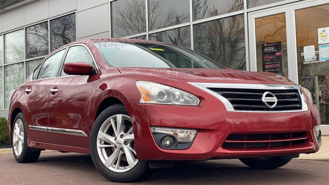 2015 Nissan Altima 2.5 SV 4dr Sdn I4 2.5 SV Regular Unleaded I-4 2.5 L/152 [3]