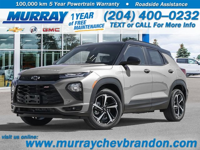 2021 Chevrolet Trailblazer RS AWD 4dr RS Gas I3 1.3L/ [7]