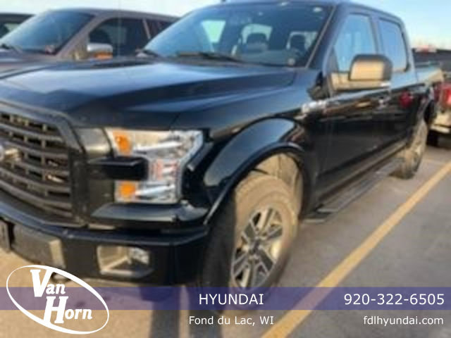 Used 2016 Ford F-150 in , WI