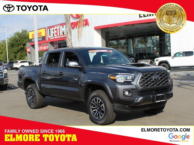New 2020 Toyota Tacoma in Westminster, CA