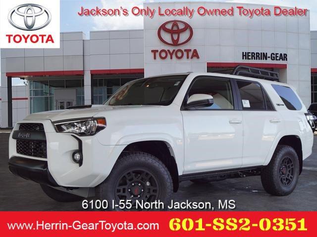 New 2019 Toyota 4Runner in Jackson, MS