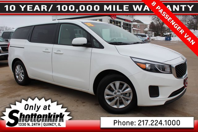 Used 2018 KIA Sedona in Quincy, IL