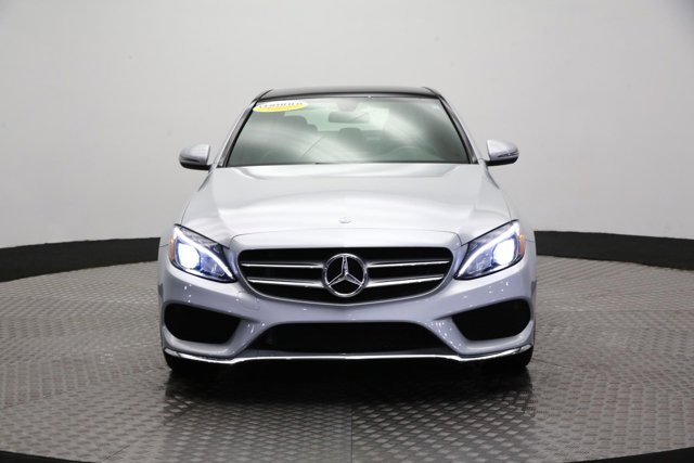 2016 Mercedes-Benz C-Class for sale 124011 1