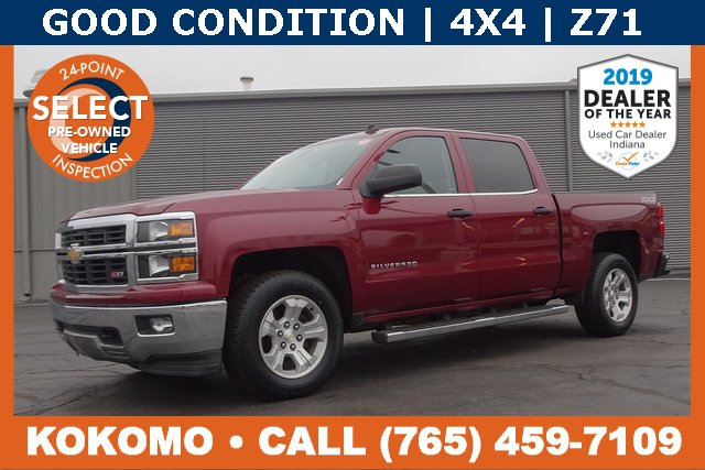 Used 2014 Chevrolet Silverado 1500 in Indianapolis, IN