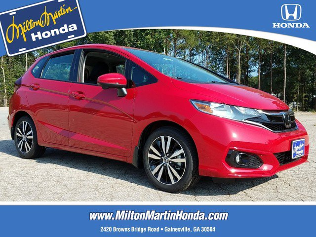 New 2018 Honda Fit in Gainesville, GA