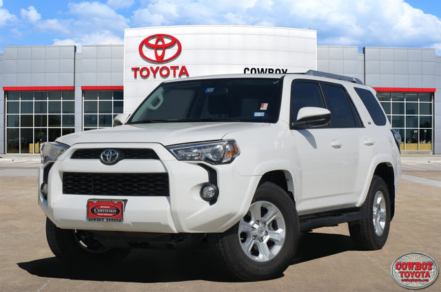 Used 2018 Toyota 4Runner in Dallas, TX