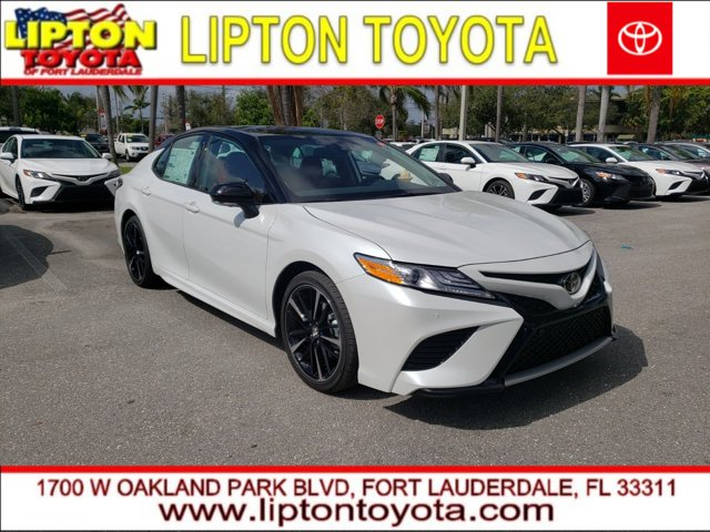 New 2020 Toyota Camry in Ft. Lauderdale, FL