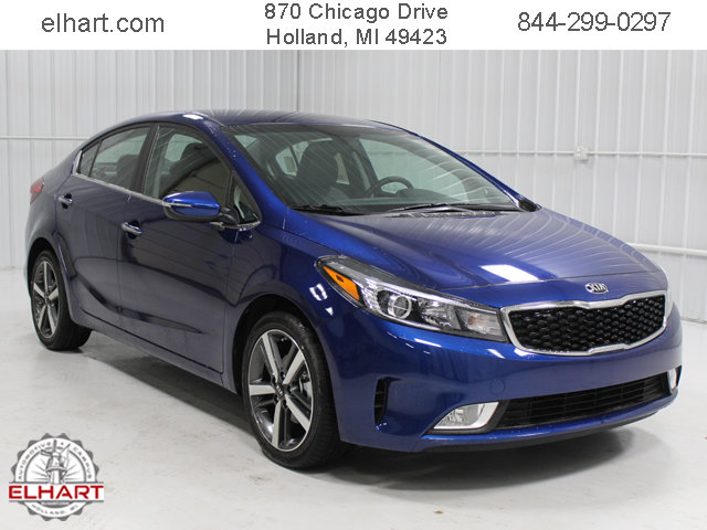 New 2018 KIA Forte in Holland, MI