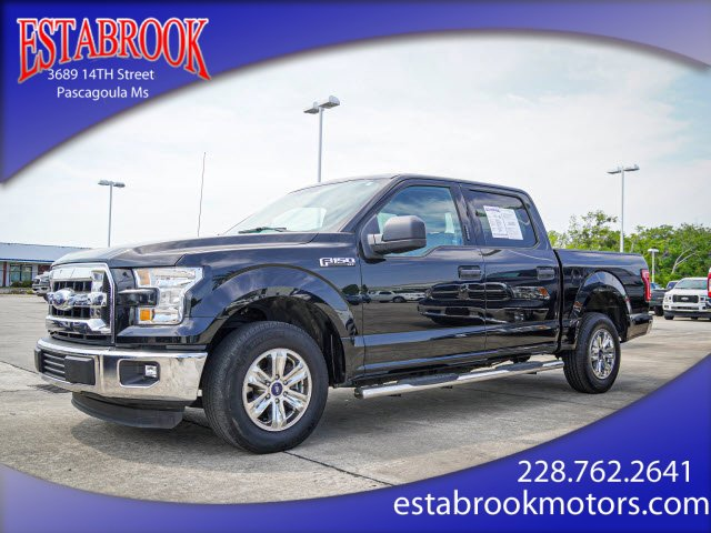 Used 2016 Ford F-150 in Pascagoula, MS