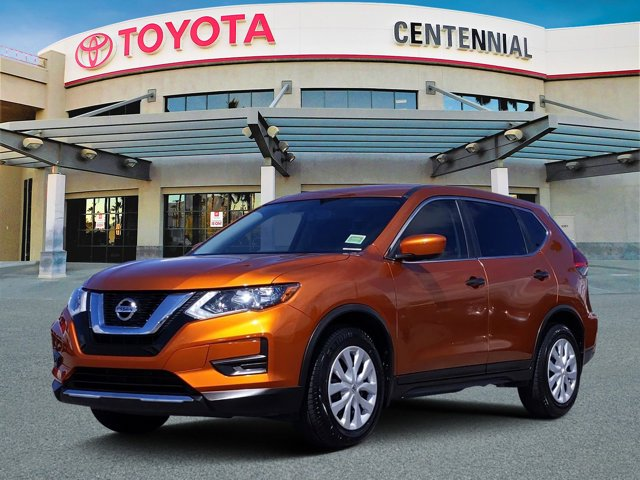 Used 2017 Nissan Rogue in Las Vegas, NV