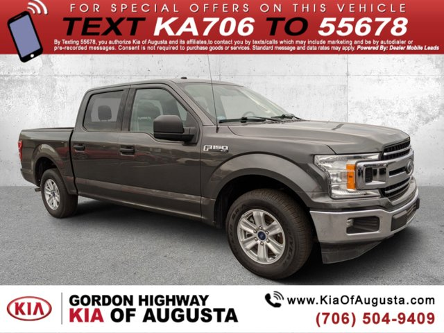 Used 2018 Ford F-150 in Augusta, GA