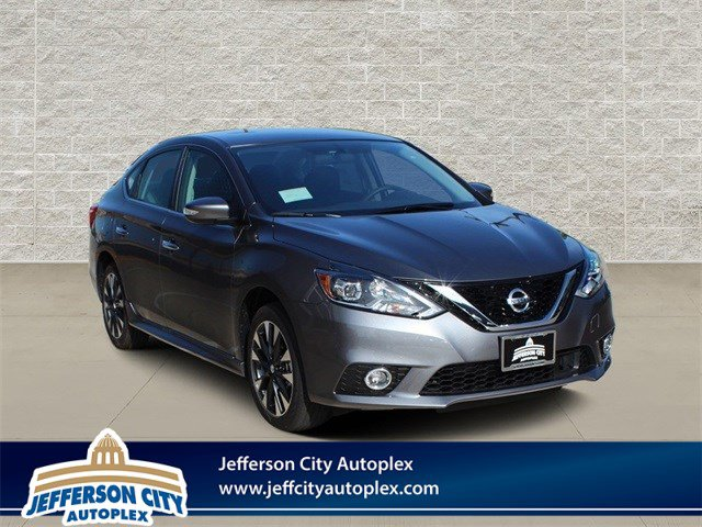 New 2019 Nissan Sentra in Jefferson City, MO