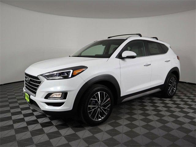 2021 Hyundai Tucson Limited Limited FWD Regular Unleaded I-4 2.4 L/144 [19]