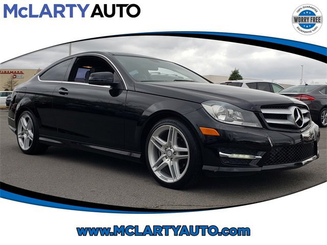 Used 2013 Mercedes-Benz C-Class in Little Rock, AR